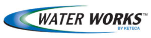 Water Works by Keteca color logo